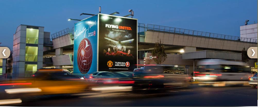 havaalanı reklam 2